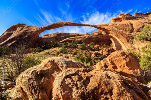 Billede på lærred Arches National Park