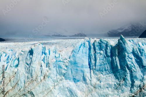Fotobehang Gletsjers Perito Moreno glacier, Los Glaciares National Park, Patagonia, Argentina