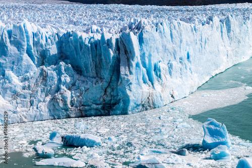 Fotobehang Gletsjers Perito Moreno glacier in Argentina