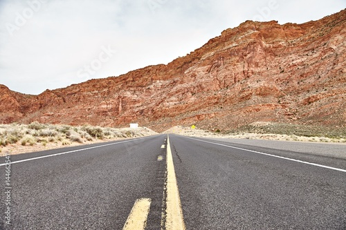 Papiers peints Route 66 Incredibly beautiful landscape in National Park, Utah, USA