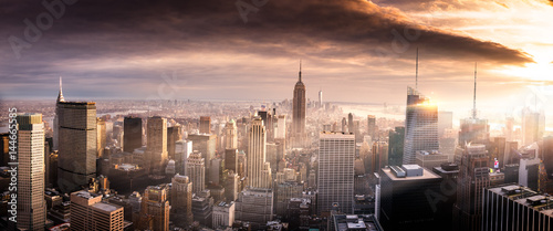 Foto op Canvas New York Briliant Manhattan