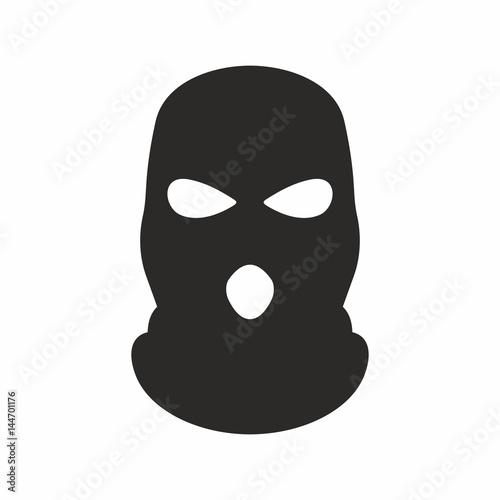 Bandit mask icon Fototapeta