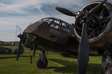 Brtistol Blenhiem World War Two Bomber