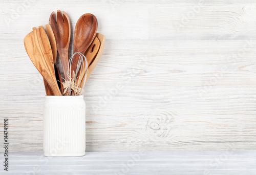Fototapeta Kitchen utensils