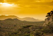 Desert Of Eastern Ethiopia At ...
