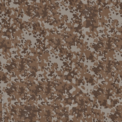 Photo  Camouflage Perfectly Seamless Texture