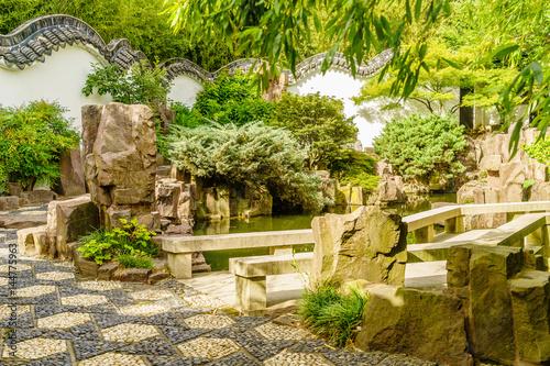 Αφίσα  New York Chinese Scholar's Garden