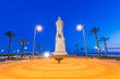 Discovery Christopher Columbus Monument in Palos de Frontera, Spain