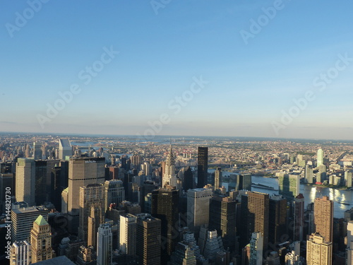 Staande foto Sydney New York Skyline
