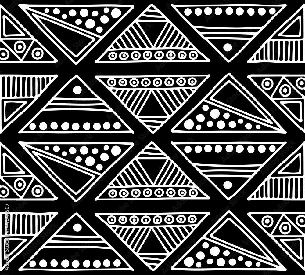 Photo Seamless vector pattern