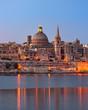 Valletta in the Morning, Malta