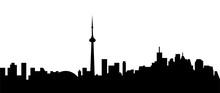 Toronto City Skyline