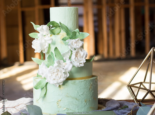 Fotografie, Obraz  Wedding Cake