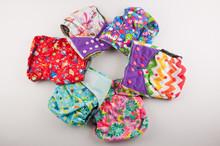 Colorful Children Cotton Diape...