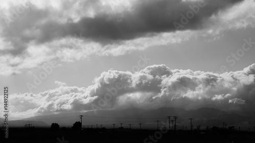 Canvas Prints Heaven clouds