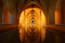 Royal Bathroom In Alcazar - Se...