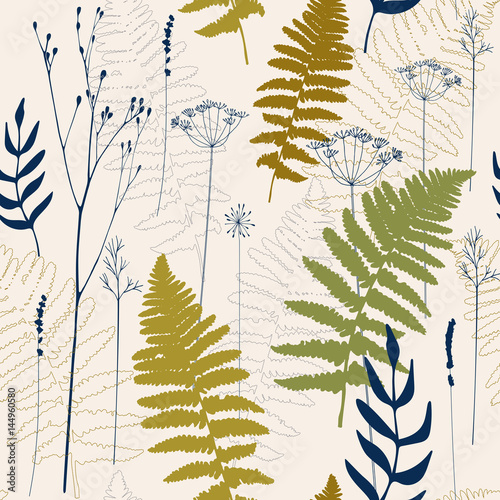 wektor-kwiatowy-wzor-z-dzikich-lakowych-traw-lisci-paproci-lawendy-i-koperku-lub-kopru-kwiaty
