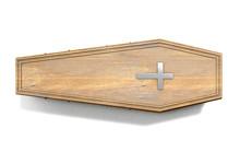Coffin And Crucifix