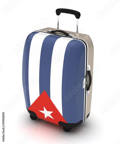 Travel to Cuba Canvas Print