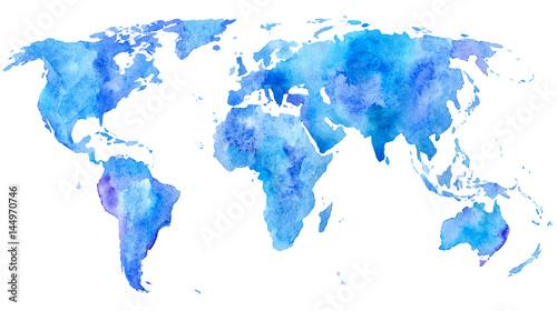 mapa-swiata-ziemia-akwarele-recznie-rysowane-il