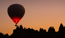 First Balloon Of The Morning U...