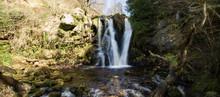 Waterfall In Bolton Abbey
