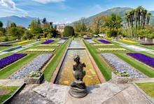 Botanical Gardens Of Villa Tar...