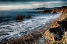 The Picturesque Sonoma  California Coastline