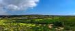 Malta: Weite Hügellandschaft zwischen Rabat und Dingli