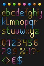 Jewellery English Alphabet Wit...