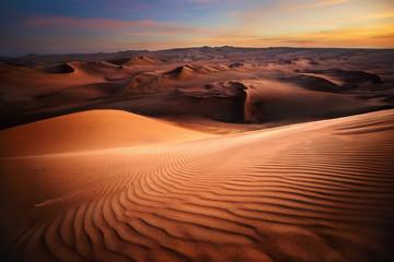 Fototapeta Desert, Peru