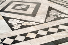 Exterior Marble Floor Of The S...