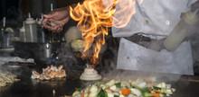 Teppanyaki Hibachi Style Japan...