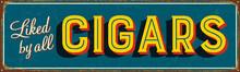Vintage Metal Sign - Loved By ...