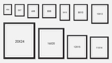 Photo And Picture Frame Size I...