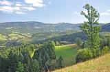 Fototapeta Krajobraz - Beskidy pejzaż