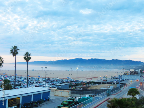 Photo sur Toile San Francisco Beach Line