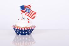 Patriotic 4th Of July Cupcake ...