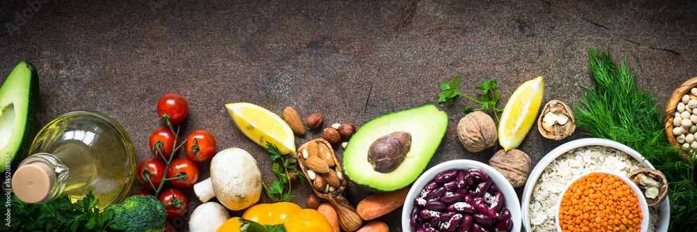Photo  Balanced diet