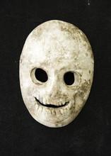 Grimace Scary Stone