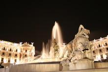 Rom Piazza Della Repubblica Roma