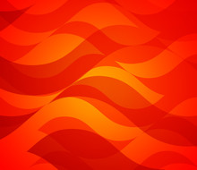 Red Colorful Vector Background