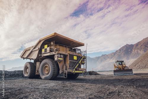 Fotografía  Coppermine Dumptruck. Mining