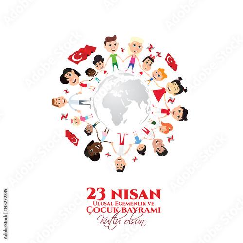 Fotografia  cocuk baryrami 23 nisan