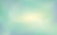 Blur Green Wallpaper. Nature  Blurred Background. Summer Holiday