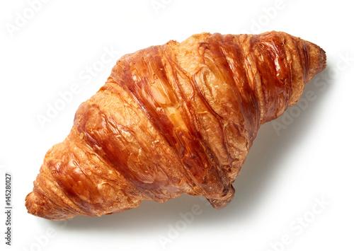 Billede på lærred freshly baked croissant