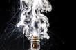 E-Cigarette vape explosion