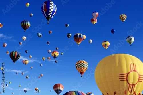 Spoed Foto op Canvas Ballon Balloons