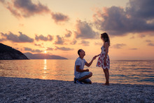 Romantic Marriage Proposal On ...