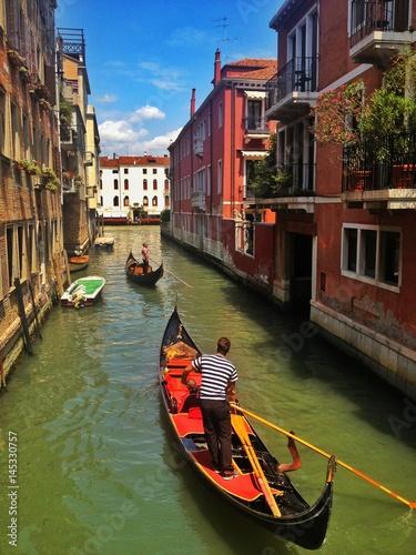 Fototapety, obrazy: Venice canals